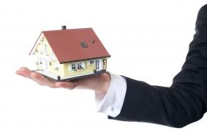 Der Traum vom Eigenheim, meist nur per Kredit.